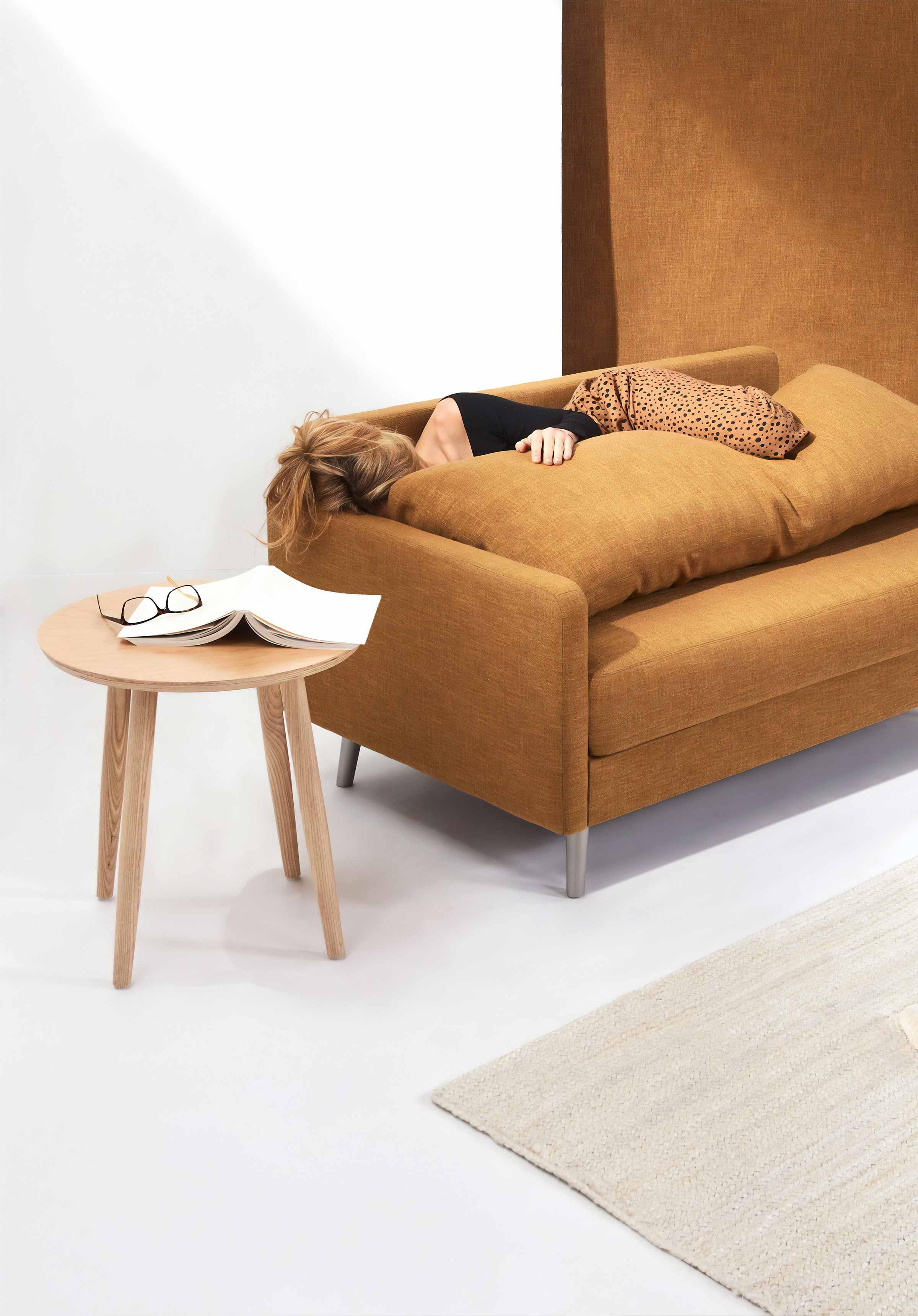 Unique living room
